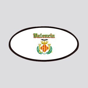 Valencia City Designs Patches